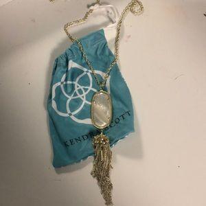 Kendra Scott Chandelier Necklace